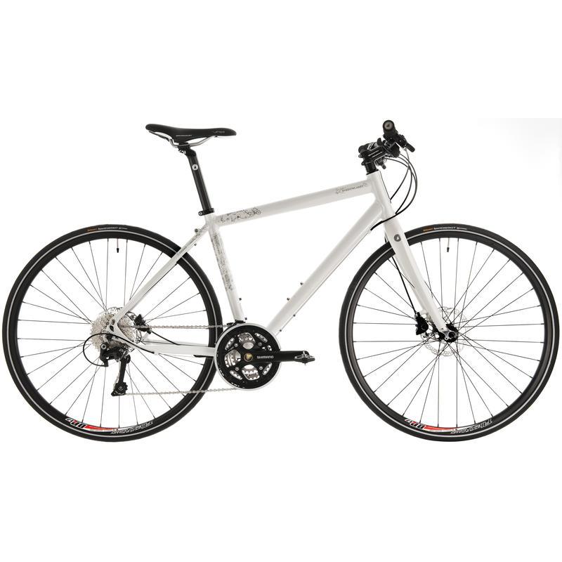 Vélo Shadowlands Blanc perle/Argent