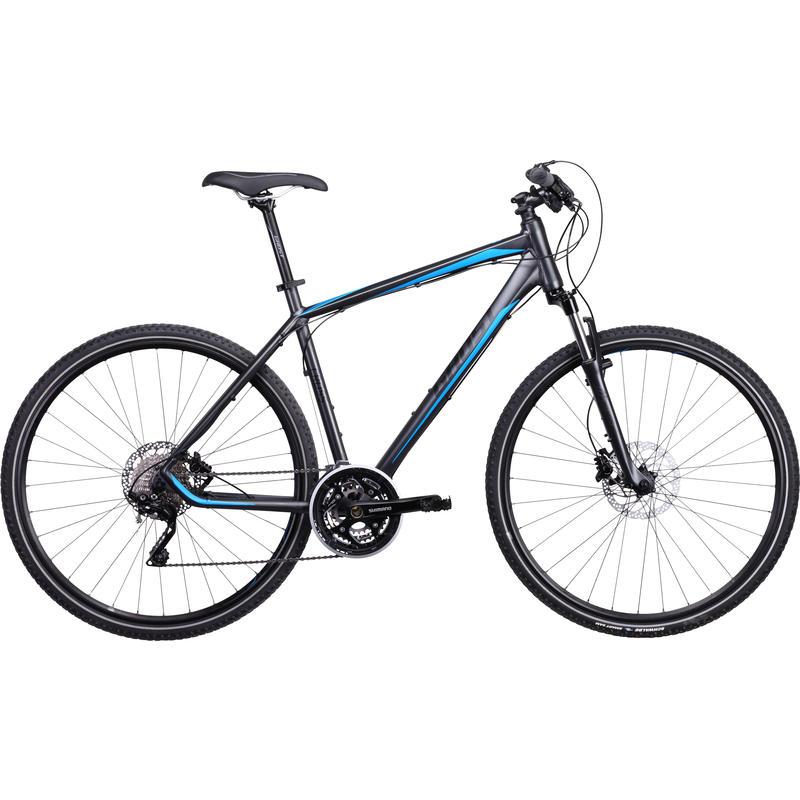 Vélo Cross 5500 Gris/Noir