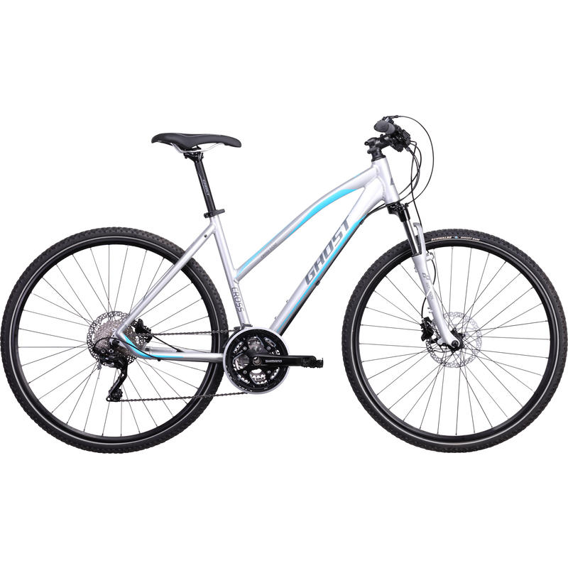 Cross 5500 Bicycle Grey/Blue