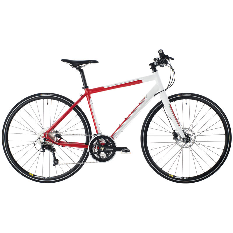 Shadowlands Bicycle Red/White
