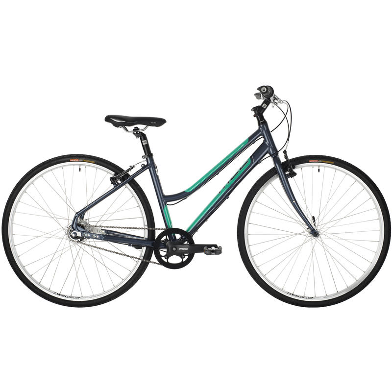Desire Bicycle Grey/Teal