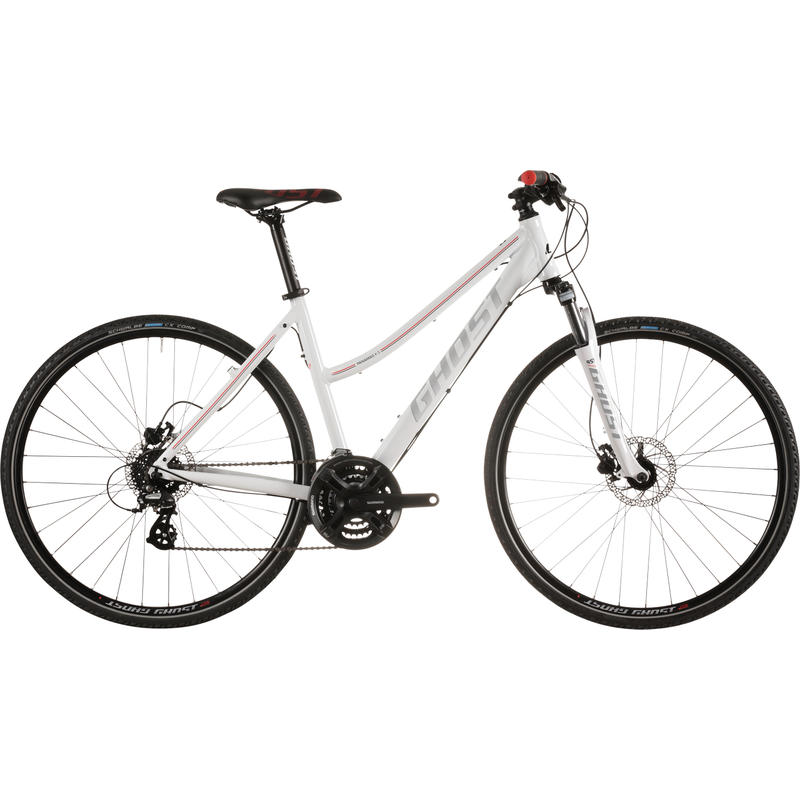 Panamao X 3 Bicycle White/Black