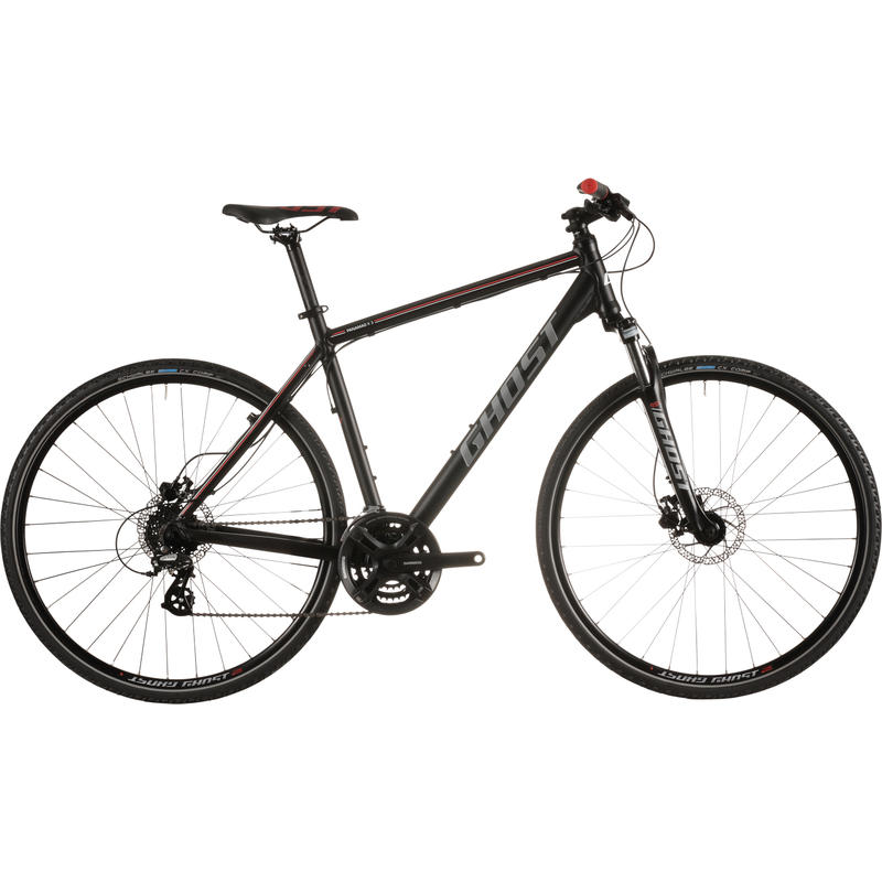 Panamao X 3 Bicycle Black/White