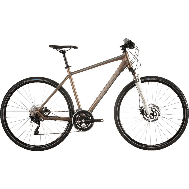 Panamao X 6 Bicycle Copper/White
