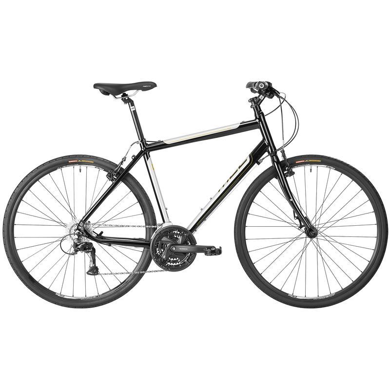 Midtown Bicycle Black/Silver