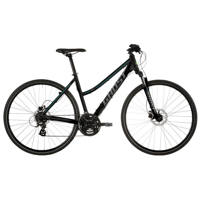 Panamao X3 Bicycle Black/Blue
