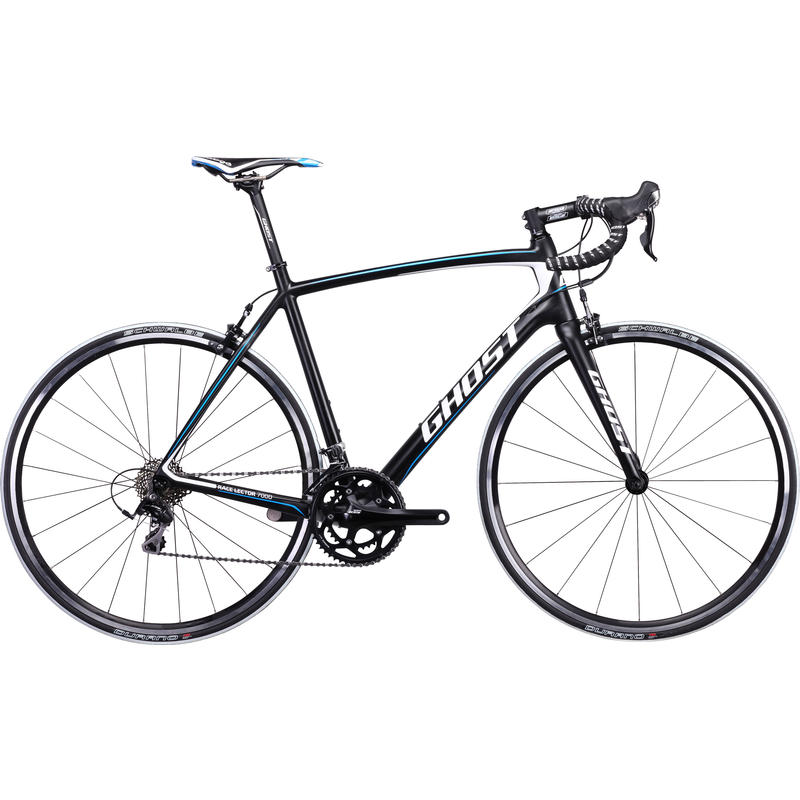 Race Lector 7000 Bicycle Black/White