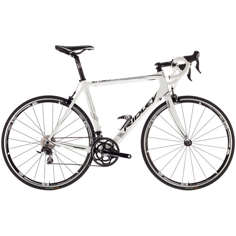 Orion C10 Bicycle White
