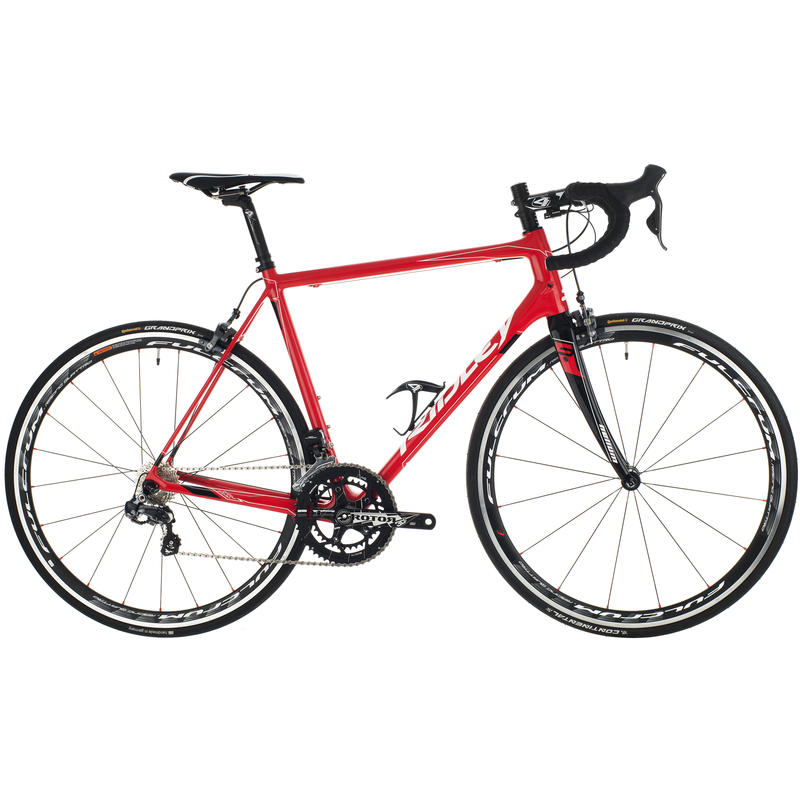 Helium Di2 Bicycle Red