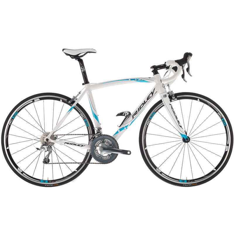 Liz A20 Bicycle White