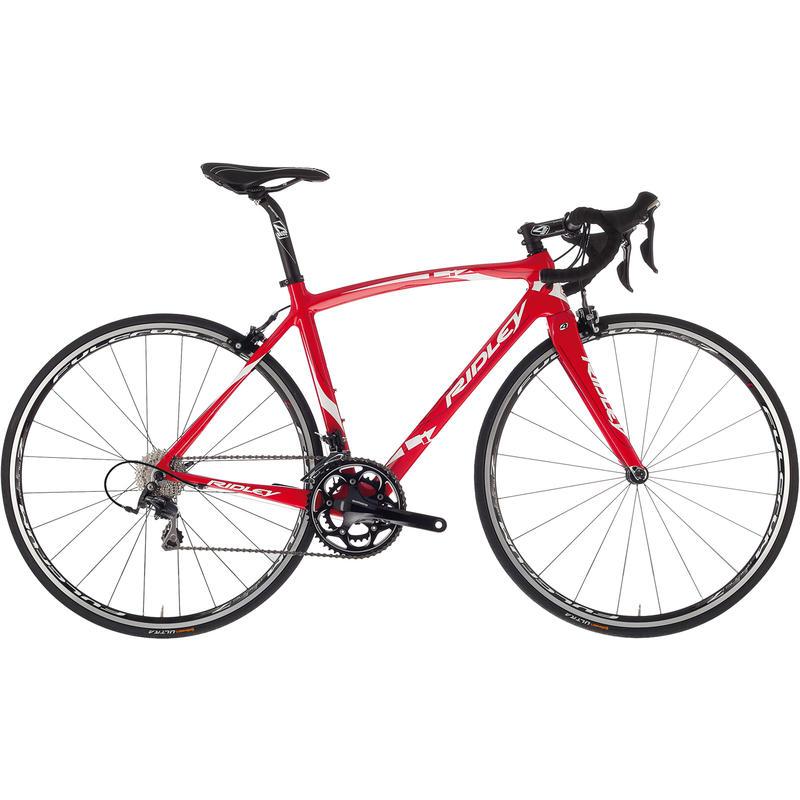 Vélo Liz C10 Rouge