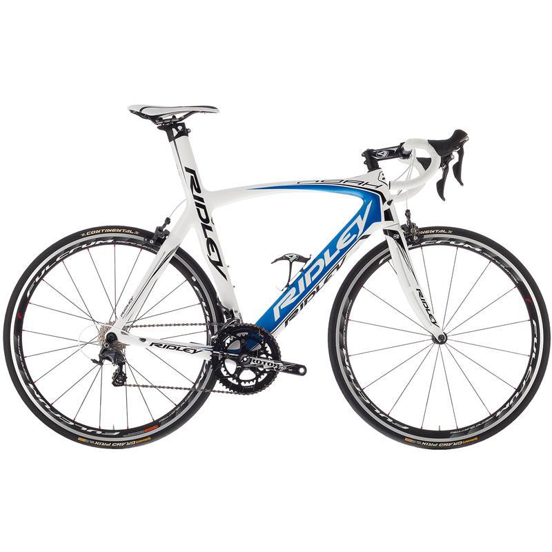 Vélo Noah Ultegra Blanc/Bleu