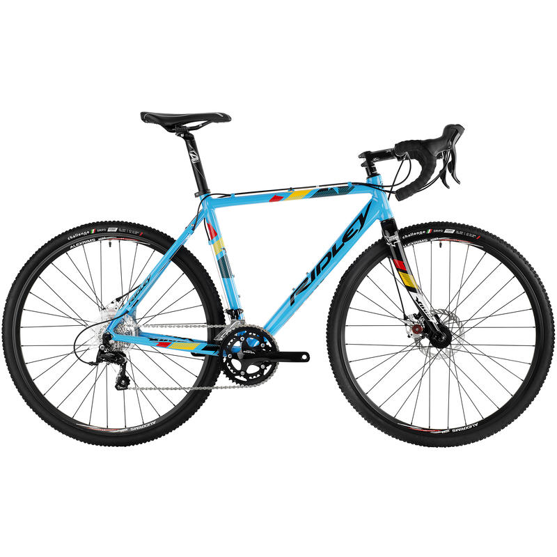 X-Bow 20 Disc Bicycle Blue/Black