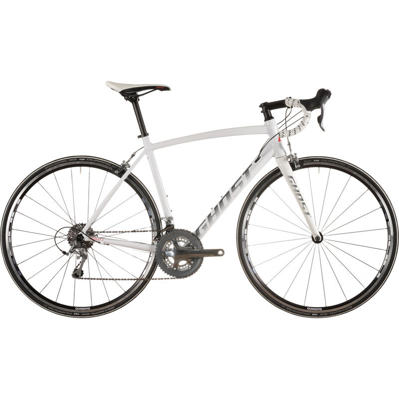Nivolet 2 Bicycle White/Black