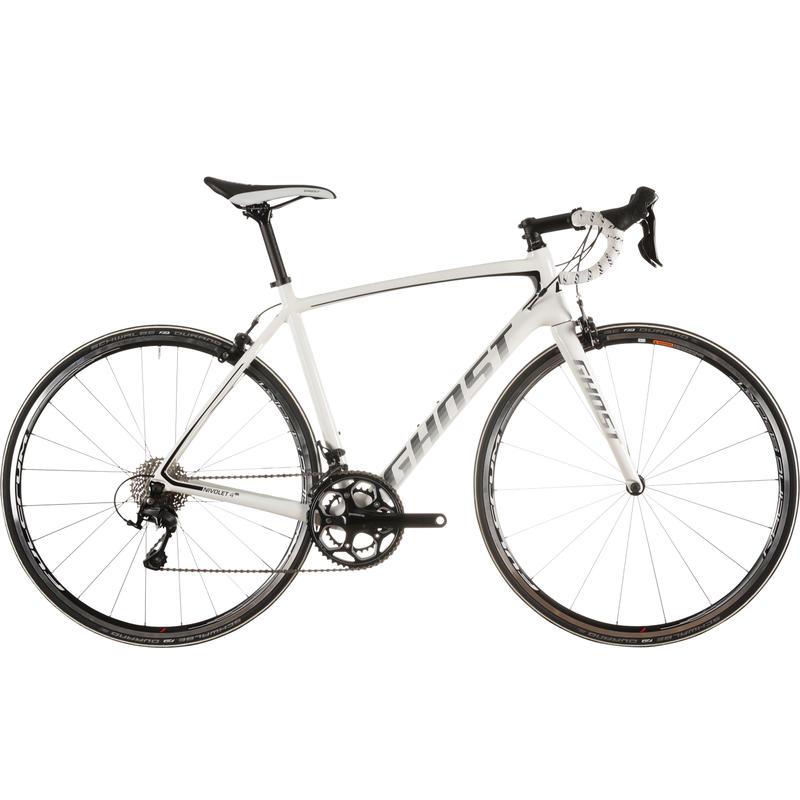 Vélo Nivolet LC 4 Blanc/Noir