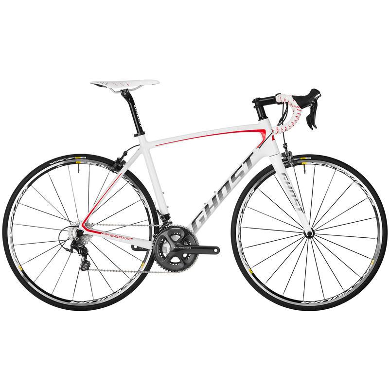 Vélo Nivolet EBS Elite LC Blanc/Noir