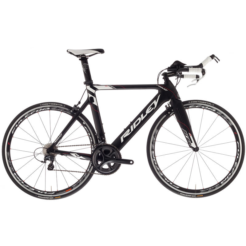 Dean RS 10 Road Bicycle Carbon/White