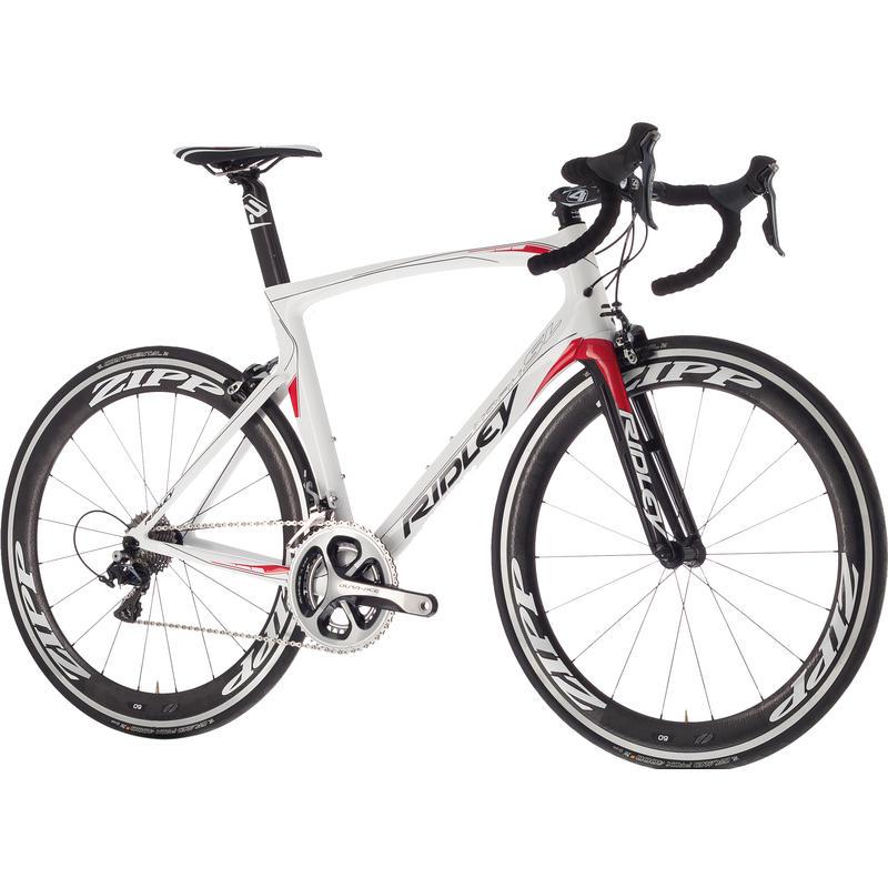 Noah SL 20 Bicycle White/Red