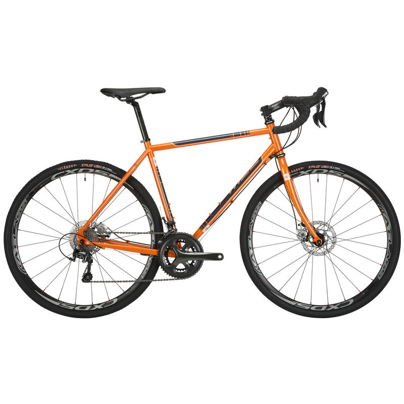 Cote Bicycle Orange/Grey