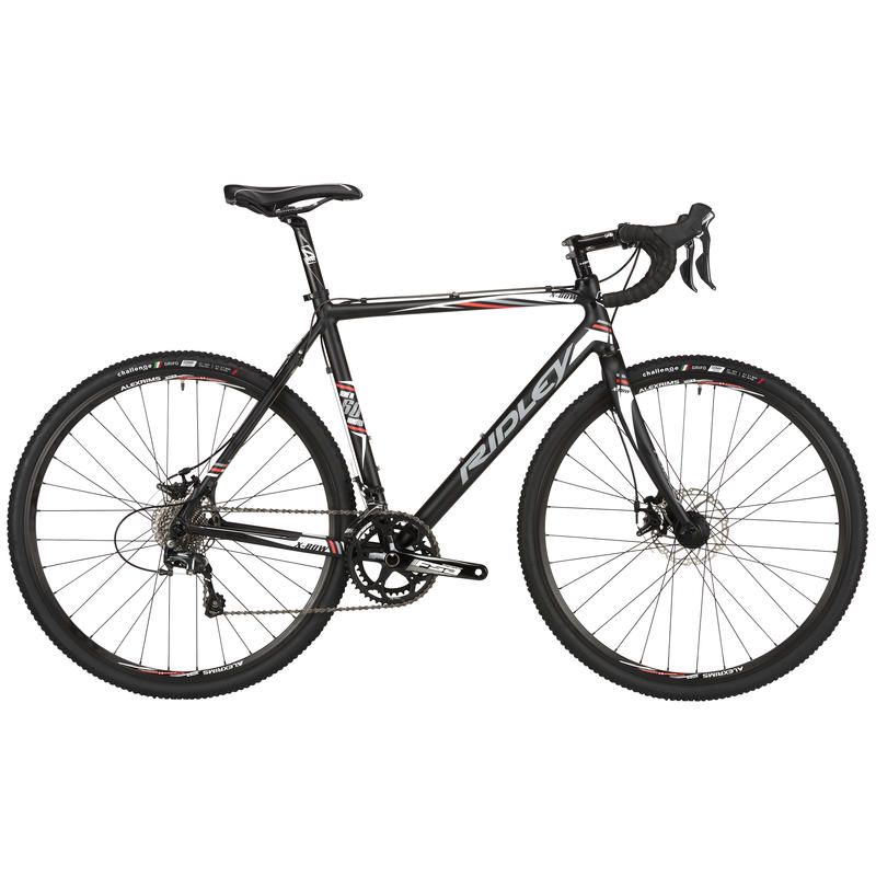 X-Bow 20 Disc Bicycle Black/Grey