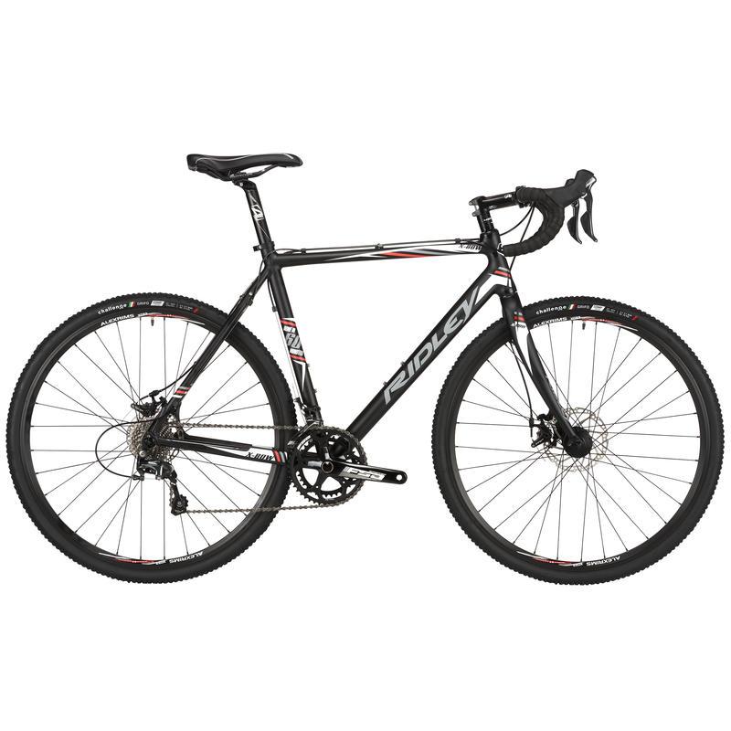 Vélo X-Bow 20 avec freins à disque Noir/Gris