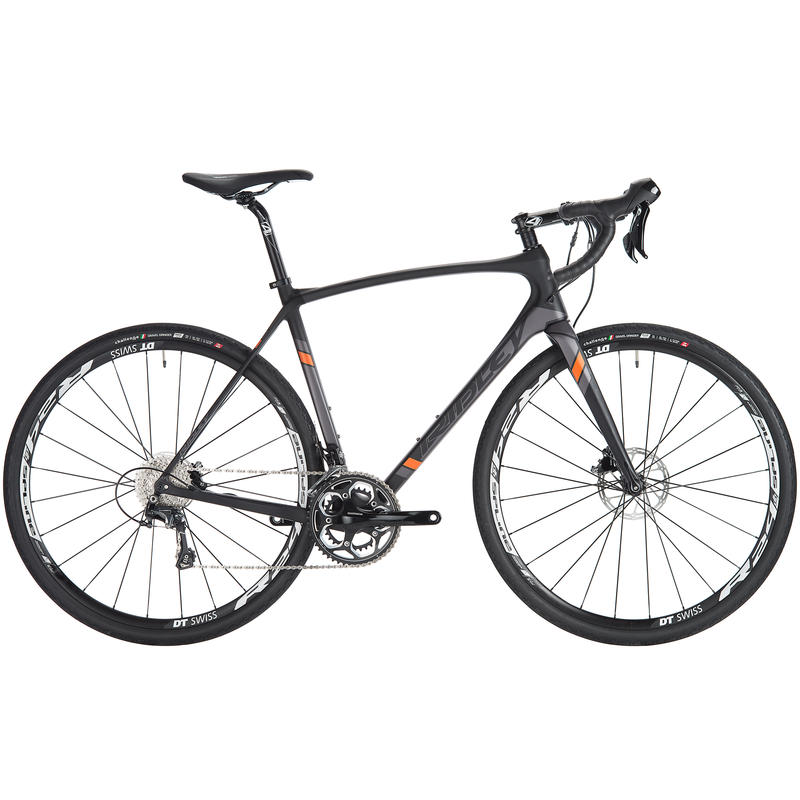 X-Trail C30 Bicycle Black/Grey