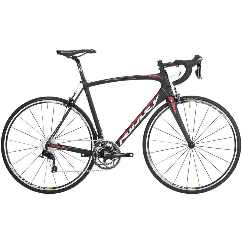Vélo de route Fenix SL50 Noir/Rouge