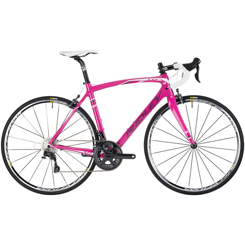 Liz CR40 Road Bicycle Pink/White