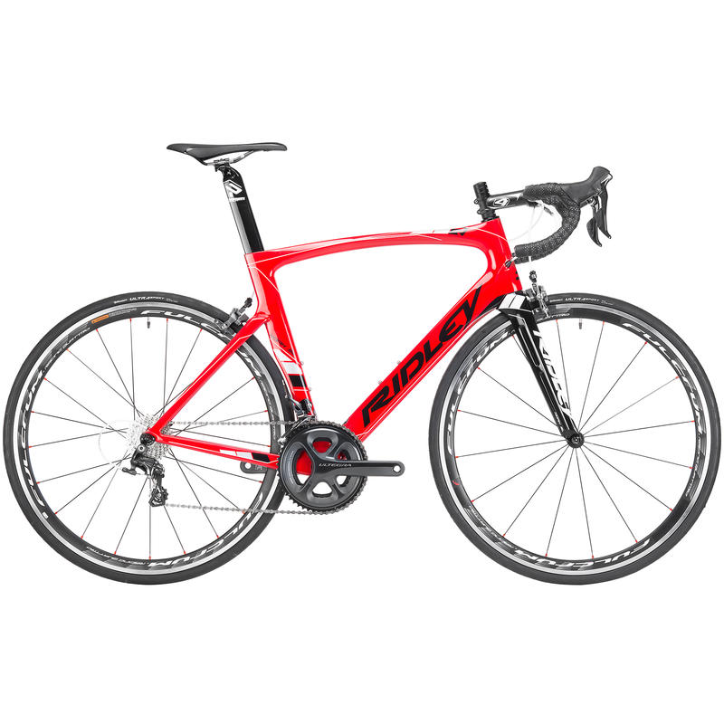 Noah SL40 Road Bicycle Red/Black