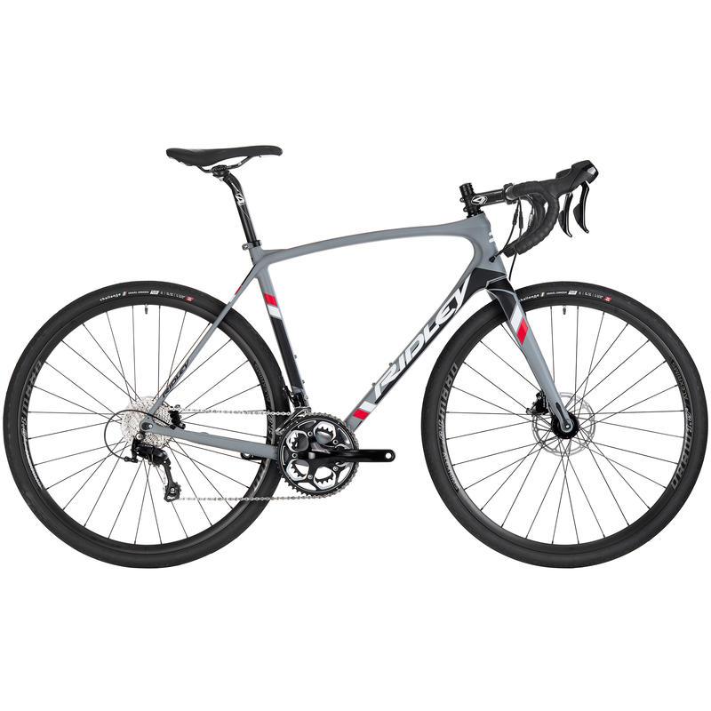 Vélo X-Trail C50 Gris/Noir