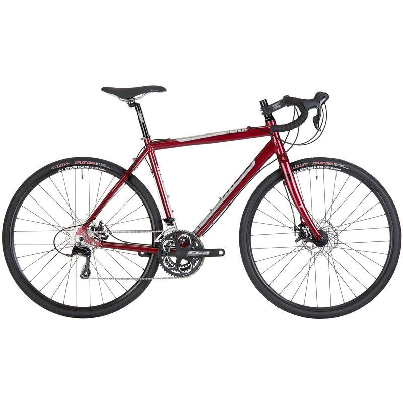 Vélo Nineteen Seventy-One Malbec/Argent