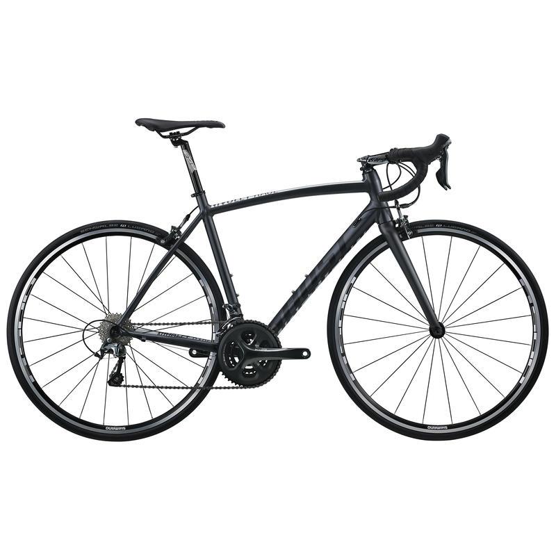 Vélo Nivolet AL Race 2 Gris/Argent