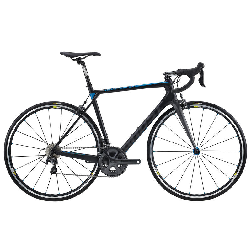 Nivolet LC Race 4 Bicycle Black/Blue