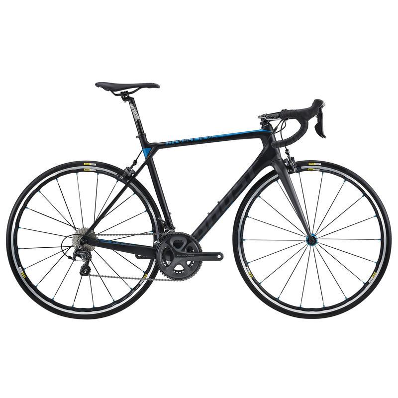 Vélo Nivolet LC Race 4 Noir/Bleu