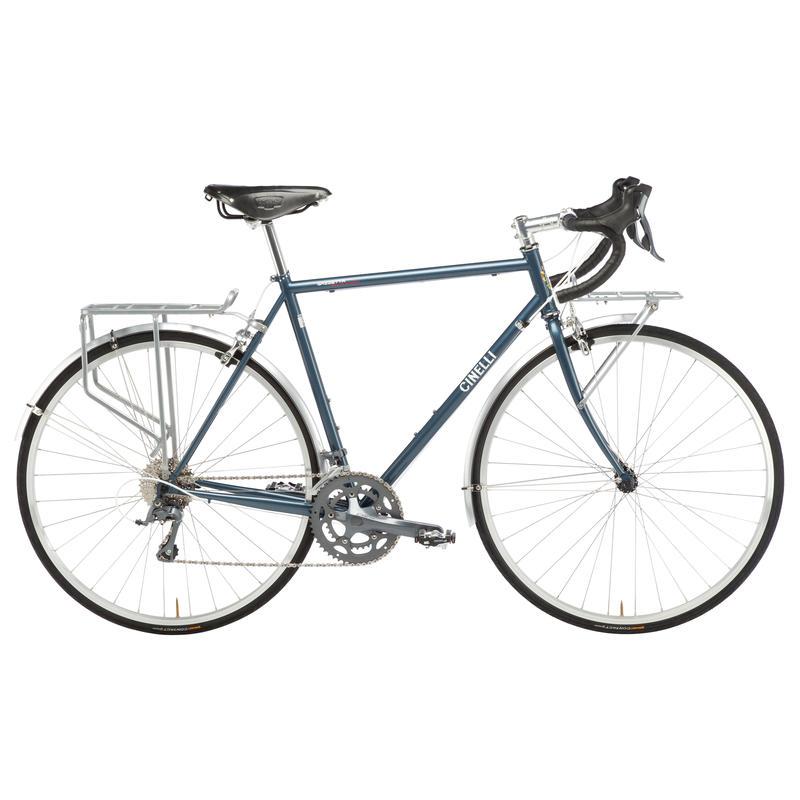 Vélo Gazzetta Della Bel Grigio Gris