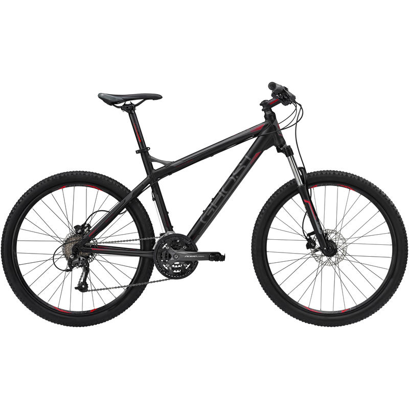 Vélo EBS Comp 26 Noir/Gris