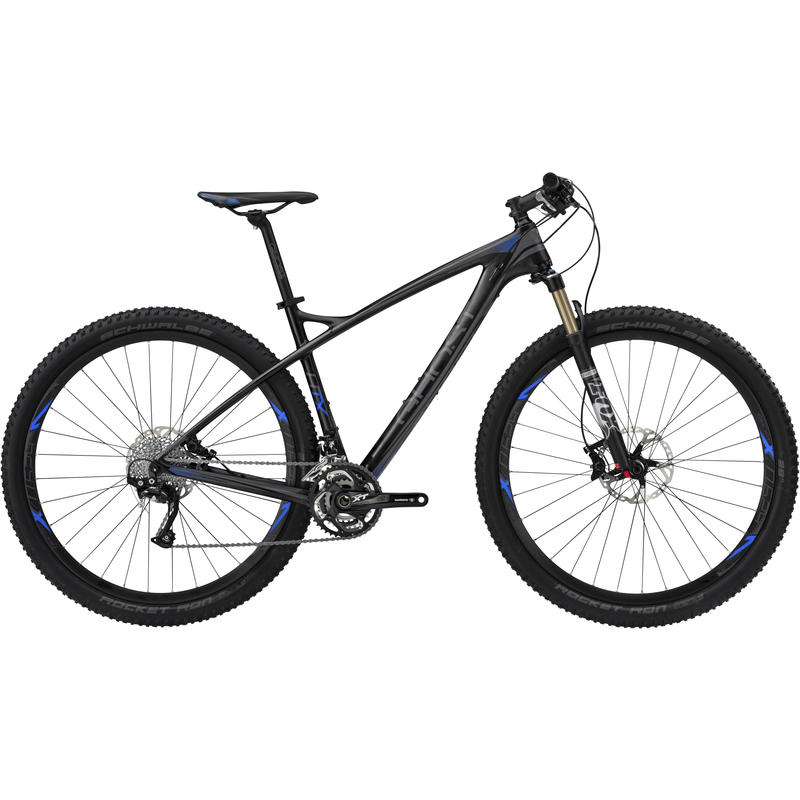 HTX Lector 2977 Bicycle Black