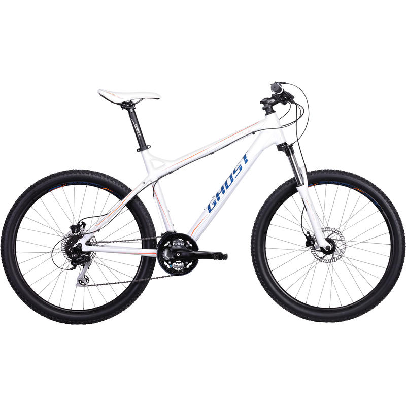 SE 1800 Bicycle White/Orange