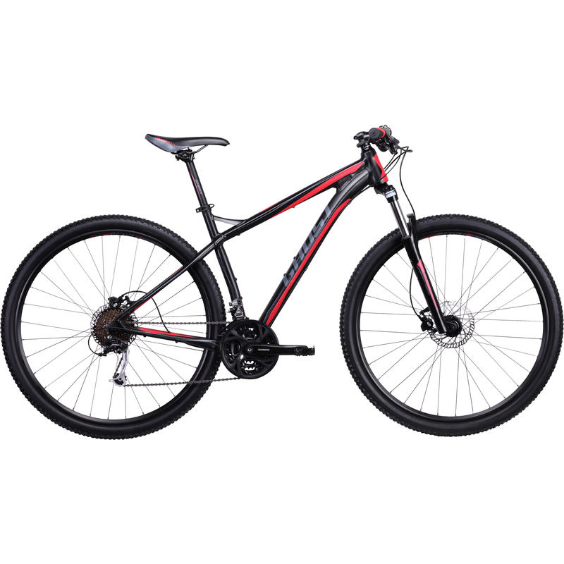 EBS Comp 29 Bicycle Black/Grey