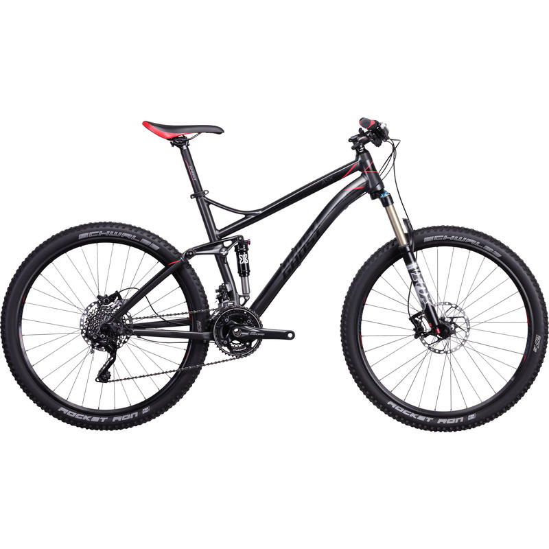 ASX 5500 Bicycle Grey/Black