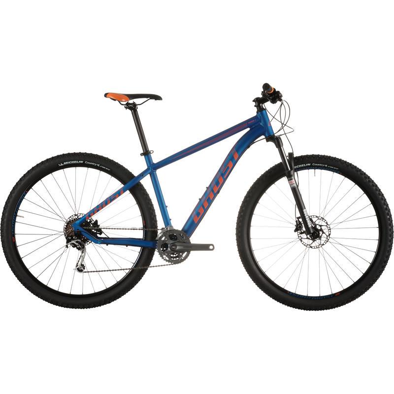 Tacana 4 Bicycle Dark Blue/Orange