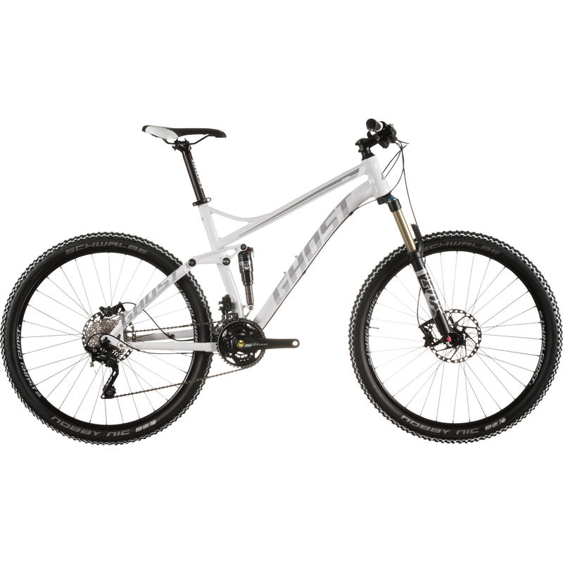 Kato FS 5 Bicycle White/Black