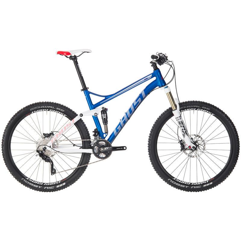 Kato FS 7 Bicycle Dark Blue/White