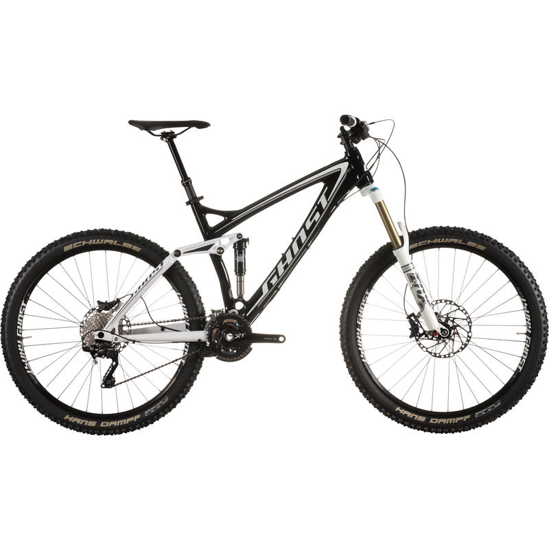 Cagua 4 Bicycle Black/White