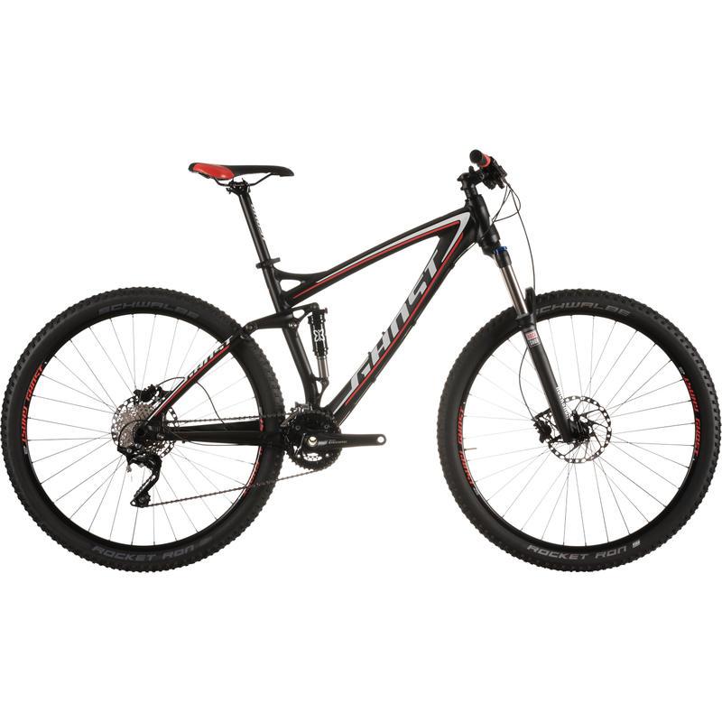 Vélo AMR LT 2 Noir/Blanc