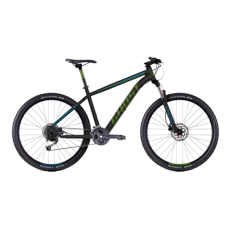 Kato 4 Bicycle Black/Green