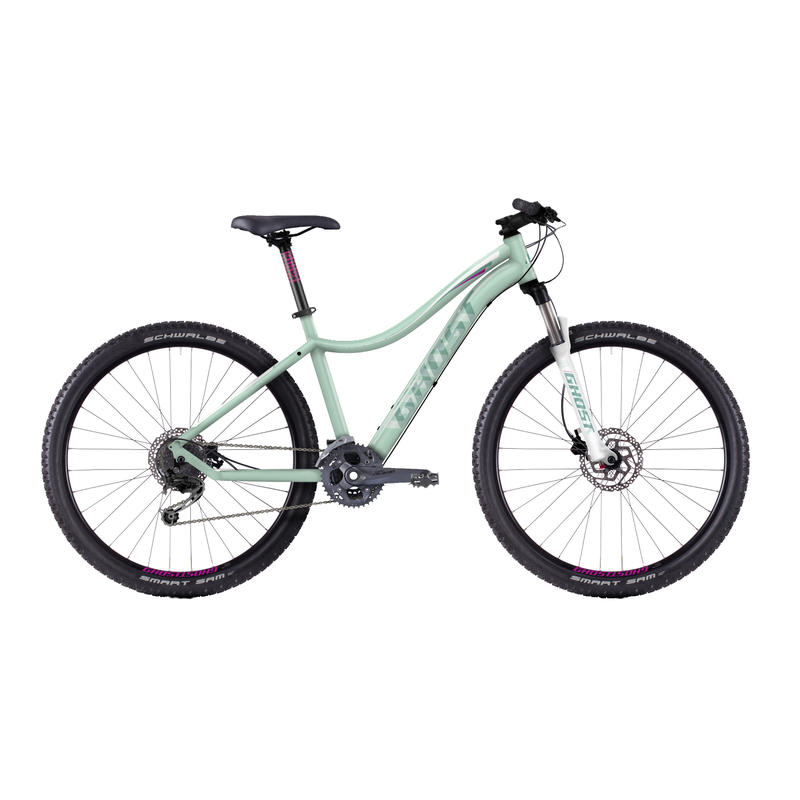 Lanao 4 Bicycle Mint/White