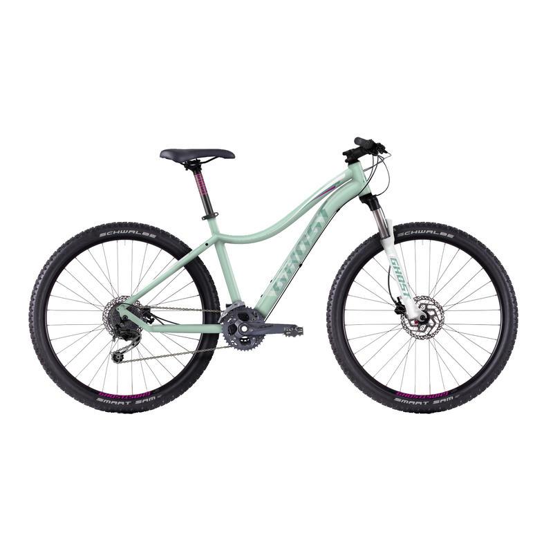 Vélo Lanao 4 Menthe/Blanc