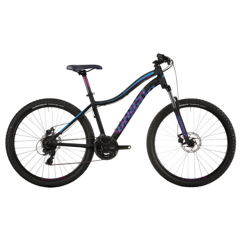 Lawu 2 Bicycle Black/Blue