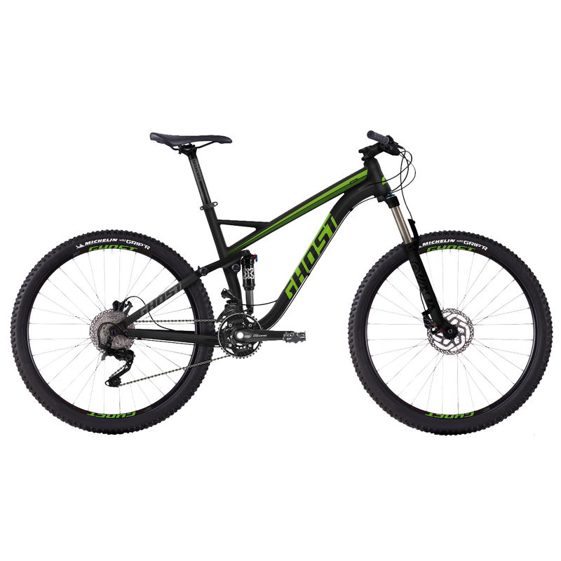 Kato FS 3 Bicycle Black/Green